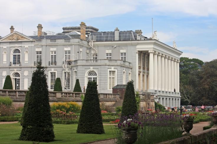 Mansions?